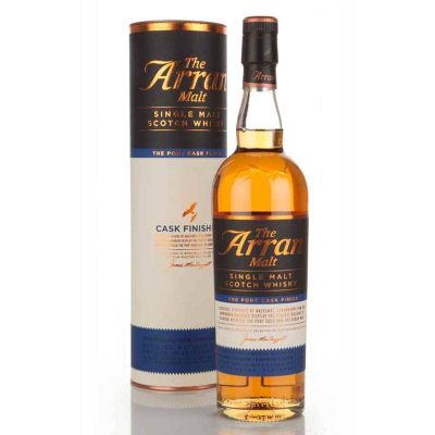 Arran Port Finish 50%