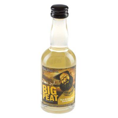 Big Peat Blended Malt Scotch 50 ml