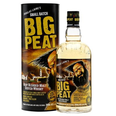 Big Peat Blended Malt Whisky 46%