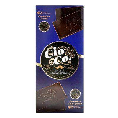 Ciocolata Cio&Co Biscotti