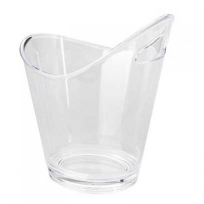 Frapiera 2 Sticle Transparente