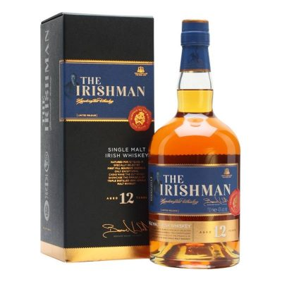 Irishman Single Malt 12 Ani