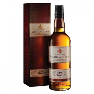 Syndicate 12 ani Whisky 40%