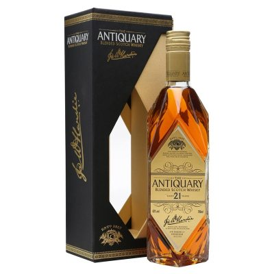 The Antiquary 21 ani