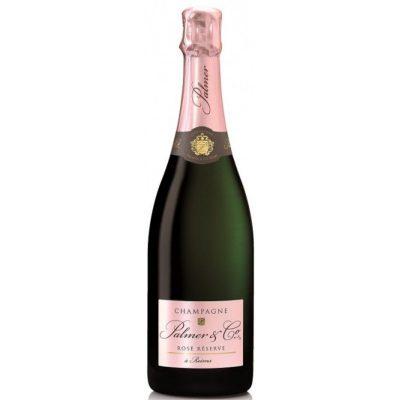 Champagne Palmer Rosé Réserve Nv