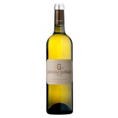 Le G' De Château Guiraud Bordeaux Blanc Sec 2016