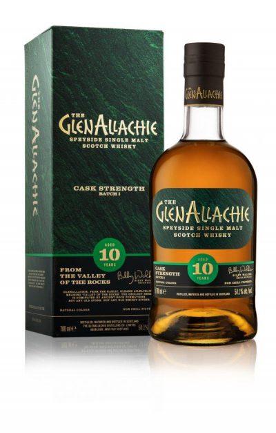 Glenallachie 10Y CASK BATCH 3