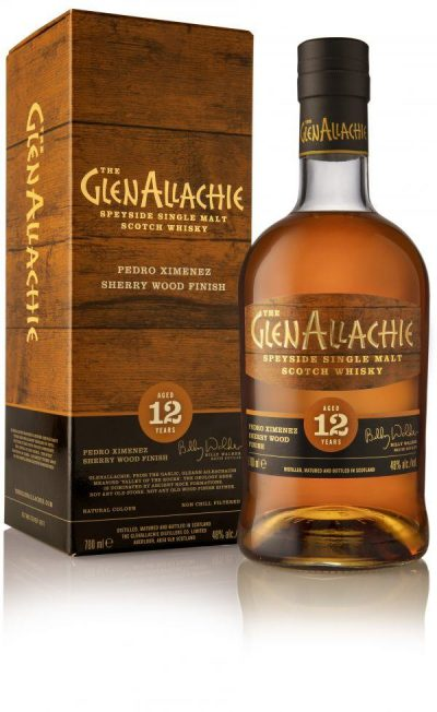 Glenallachie 12Y Pedro Ximenez Sherry Wood Finish