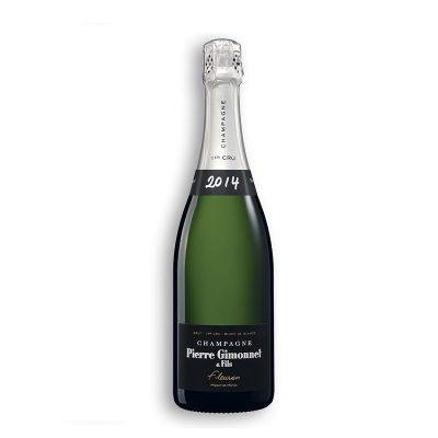 Champagne Pierre Gimonnet Cuvee Fleuron Premier Cru 2014