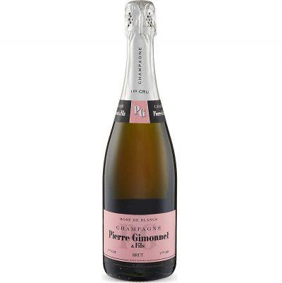 Champagne Pierre Gimonnet Rose des Blancs Premier Cru