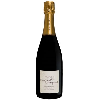 Champagne Pascal Doquet Vertus Premier Cru GRAND CRU COEUR DE TERROIR