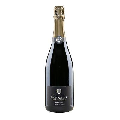 Champagne Bonnaire Brut Tradition L'Esprit du Temps
