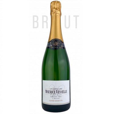 Champagne Maurice Vesselle Cuvee Reservee Grand Cru