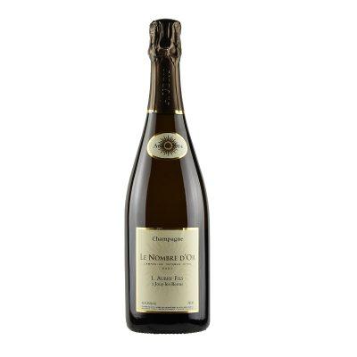 Champagne Aubry Le Nombre d'Or Campaniae Veteres Vites BRUT 2014