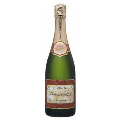 Champagne Pierre Callot Brut Blanc de Blancs Premier Cru Demi-Sec