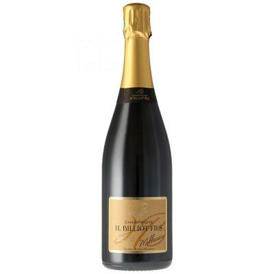 Champagne H Billiot Cuvee Millesime Brut Grand Cru Ambonnay 2013